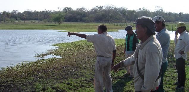 Vitalidad del territorio Ayoreo en Paraguay