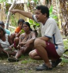 Dave de Vera:  innovative and successful action for indigenous peoples to regain rights to land and natural resources in the Philippines