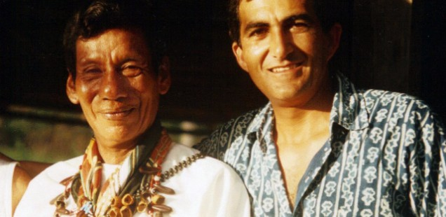 Taita Jose Becerra and Dr. Germán Zuluaga Ramirez: culture-based healing in the Amazon region of Colombia