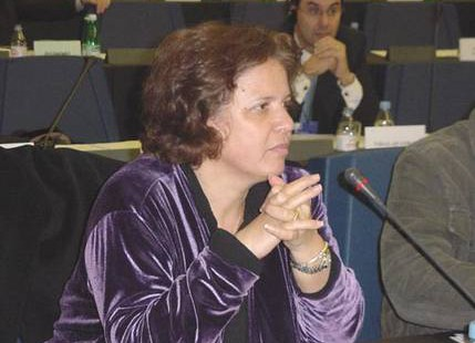 Dr Nurit Peled-Elhanan: solidarity with Palestinians, against the manipulation of fear in Israel