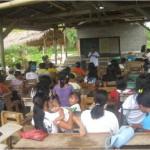 ¡El B'lann de Filipinas continua procurando por la seguridad de la tierra y el alimento, la justicia social y la paz!