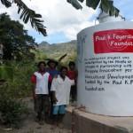 Agua y patrimonio. Ayudar a que un comunidad Tagbanwa satisfaga sus necesidades básicas en la Isla de Coron, Filipinas