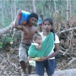 Petite aide d'urgence pour les communautés de l'île de Coron frappées par le typhon Hayan (Philippines)
