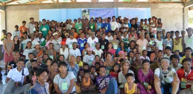 Solidarity and wise planning for the Tagbanua of the Calamian group of islands (The Philippines)