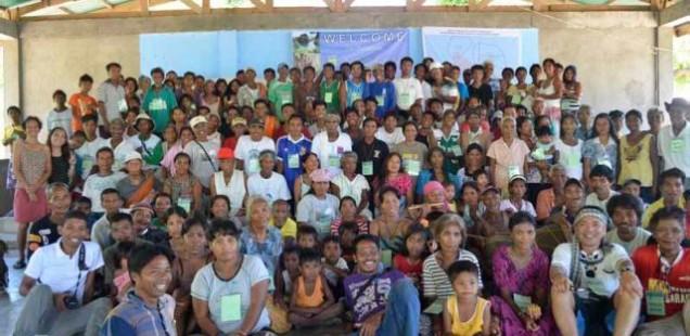 Une Assemblée générale à la suite du typhon Hayan