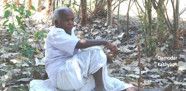 Damodar Kashyap - fomentando la armonía local y un bosque próspero para cada pueblo