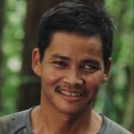 Dingo Markus, entraînant par l'exemple en Indonésie