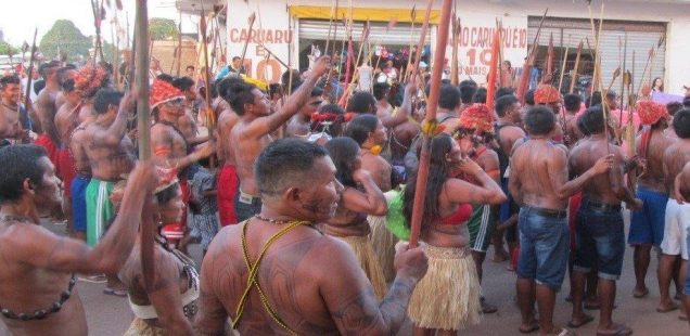 Enhancing the capacity of indigenous peoples to fight for their water and other rights in the Mato Grosso region (Brazil)