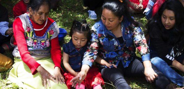 Aprendiendo en Comunidad en San Cristóbal de Las Casas, Chiapas, México