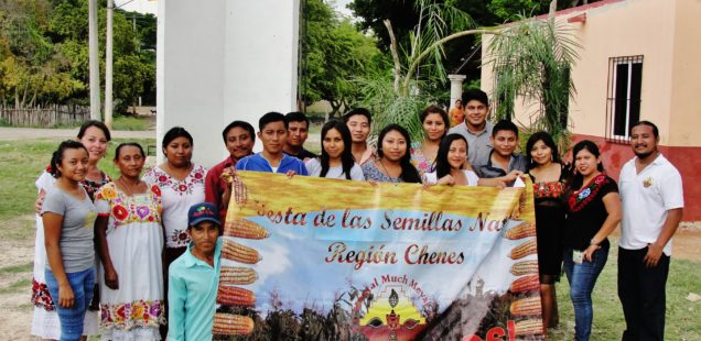 Defending the territory and food sovereignty of Maya people in Yucatan, Mexico