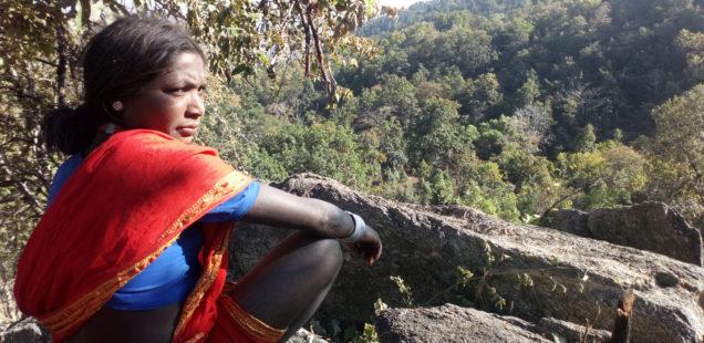 Sécurité et solidarité vont de pair pour la communauté Adiwasi Baiga de l'Inde centrale