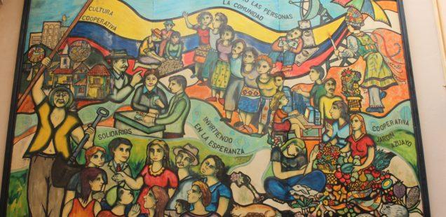 Solidarité communautaire en réaction à la COVID 19 à Paute (Équateur)