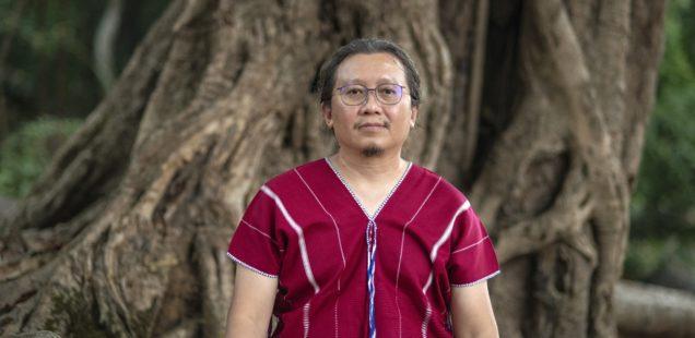 Felicitaciones a Paul Sein Twa - Director Ejecutivo del Parque de la Paz de Salween y amigo de Saw O Moo, galardonado con el Premio Paul K. Feyerabend 2018 - que ha recibido el Premio Goldman 2020 - el premio medioambiental más importante del mundo.