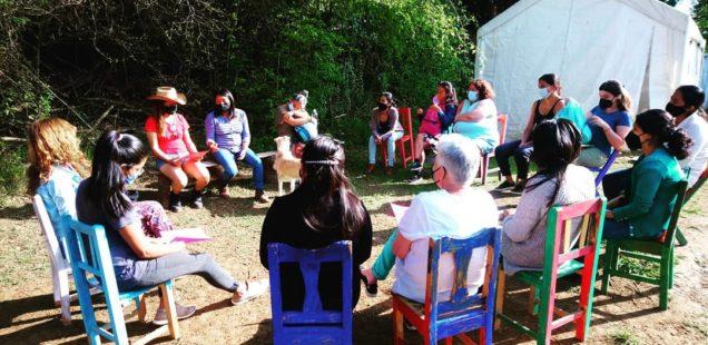 Banque d'emplois autogérée par des femmes et les jeunes autochtones et métisses dans une périphérie urbaine du Chiapas (Mexique)