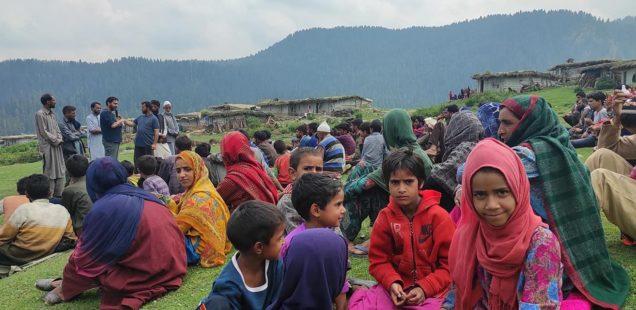 Notre projet au Cachemire administré par l'Inde entravé par le gouvernement indien!